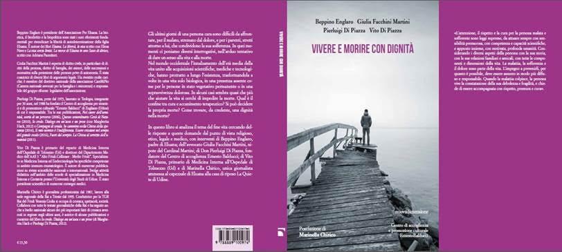 Presentato il volume &#8220;<i>Vivere e morire con dignità</i>&#8221; con l&#8217;intervento di Giulia Facchini