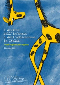 Sede di Roma - I Diritti dell'Infanzia e dell'adolescenza in Italia. I dati regione per regione
