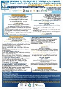 Congresso nazionale 2013 - Matera