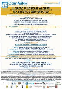 Congresso nazionale 2017 - Reggio Calabria