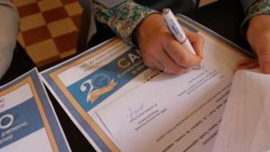 Firmato il protocollo di intesa con l'Associazione Nazionale dei Pedagogisti Italiani. Roma, 08 aprile 2019