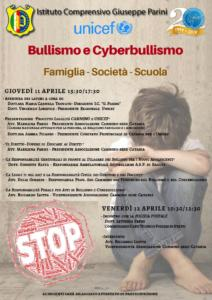 Sede di Catania - Bullismo e Cyberbullismo